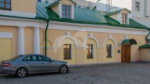 Хозяйственный корпус, XIX в., городская усадьба