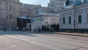 Жилой дом, 1830-е гг., доходное владение купца Я.Т. Кудрявцева (в основе городская усадьба 1-й трети XIX в.)