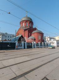 Церковь Покрова Замосковорецкой старообрядческой общины, 1908-1910 гг.