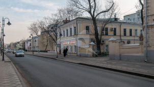 Городская усадьба, XVIII-XIX вв.