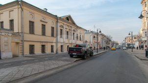 Два дома с воротами, начало XIX в.