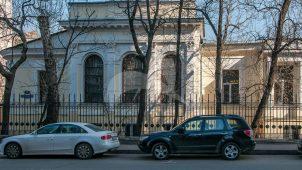 Главный дом, 1903 г., арх. И.Г. Кондратенко, ансамбль городской усадьбы XIX — начала XX вв.