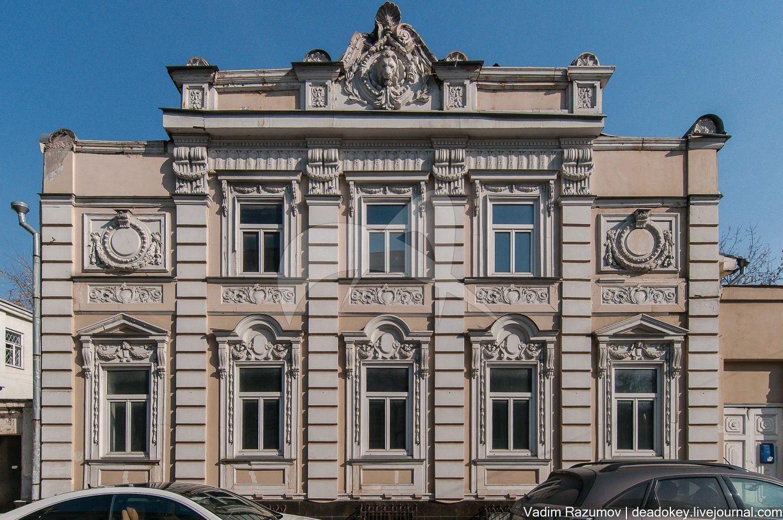 Городская усадьба, XIX в., арх.-худ. К.И. Андреев