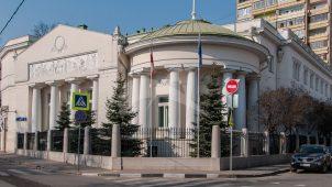 Особняк Н.И. Миндовского, 1906 г., 1927-1928 гг., арх. Лазарев Н.Г.