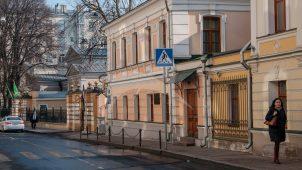 Дом, в котором в 1866-1889 гг. жил пианист и композитор С.И. Танеев; в 1870-1919 гг. здесь жил и работал юрист В.И. Танеев