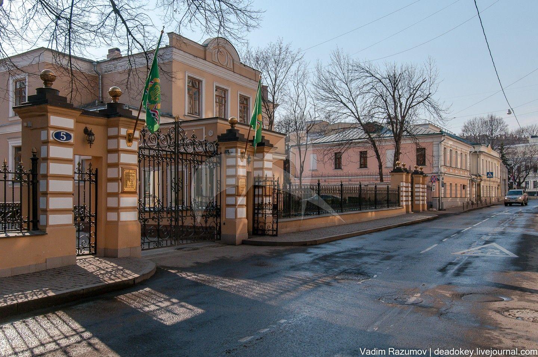 Флигель, 1816, 1878, 1980 гг., усадьба Афросимовых
