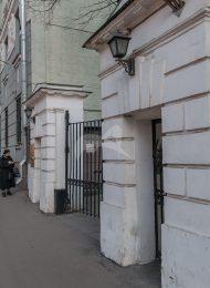 Ограда, усадьба Лопухиных-Станицкой, XIX в.