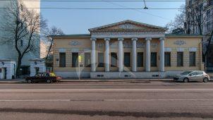 Главный дом усадьбы Лопухиных-Станицкой
