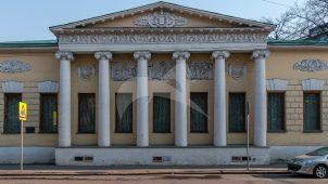 Усадьба Лопухиных-Станицкой, конец XVIII века, 1817-1822, 1894-1896 года