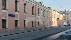 Северо-западный флигель, городская усадьба Хрущевых-Селезневых. Дом, конец XVIII — начало XIX вв.
