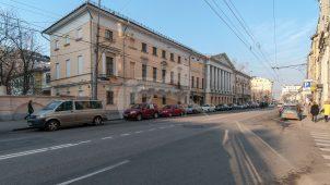Усадьба — Дом Степанова, Гимназия Поливанова, XVIII-XIX вв.