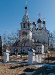 Церковь Сергиевская, 1678 г.