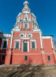 Церковь Смоленская в бывшей усадьбе Ягужинской, ХVII в.