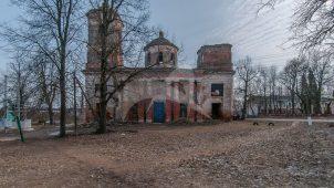 Знаменская церковь, 1783 г.