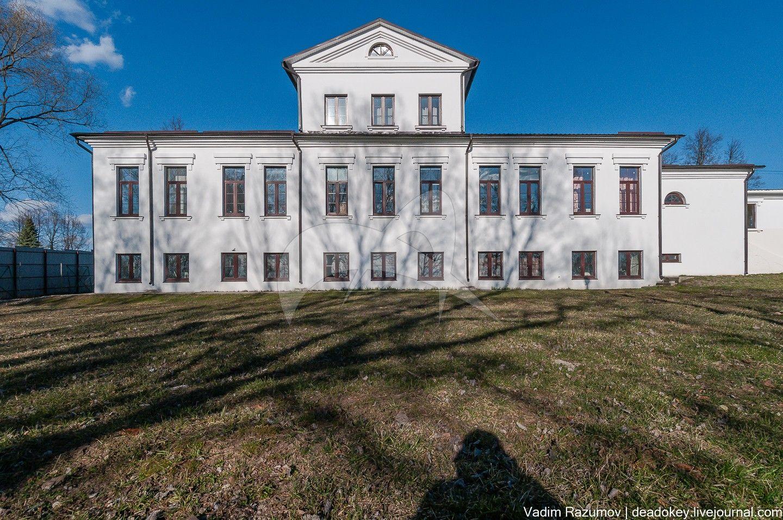 Главный дом, усадьба Садки, ХVIII-ХIХ вв.