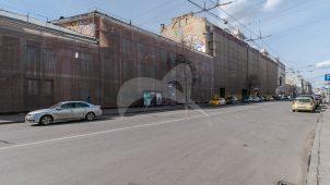 Комплекс доходных домов, начала XX в., арх. К.Л. Розенкампф (в основе — городская усадьба 2-й половины XVIII-XIX вв.)