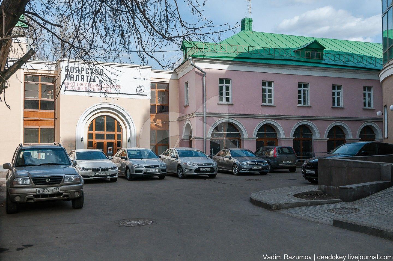 Здание типографии, 1817-1821 гг., арх. А.Г. Григорьев, университетская типография