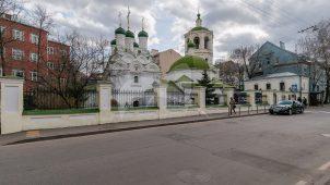 Церковь Успения в Путинках, XVII в.