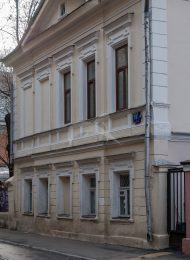 Флигель, 1815 г., городская усадьба, XVII в. — XIX в.