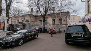 Палаты Хованских, XVII в.