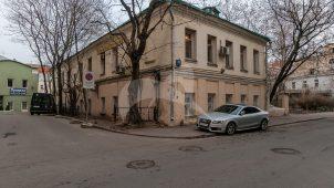 Жилой дом XVIII в.