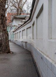 Ограда с воротами, 2 -я половина XIX в., городская усадьба