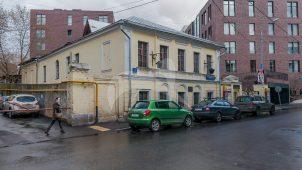 Главный дом, начало XIX в., 1860-е — 1870-е гг., 1899 г., городская усадьба И.Е. Рубцова — Моргуновых