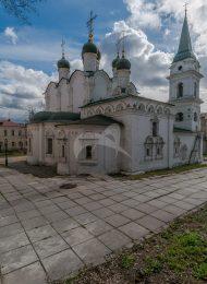 Церковь во имя святого равноапостольного и благоверного князя Владимира в Старых Садех, 1689 г.