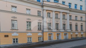 Жилой дом XIX в. с палатами XVII в.