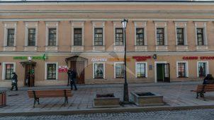 Городская усадьба А.И. Алабова, XVIII-XIX вв.
