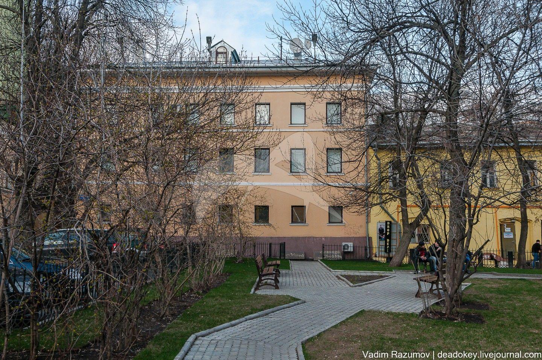 Жилой дом, 2-я половина XVIII — XIX вв., городская усадьба А.И. Алабова