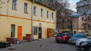 Хозяйственная постройка, конец XVIII — XIX вв., городская усадьба А.И. Алабова