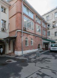 Главный дом с палатами, XVII в., 1785 г., XIX в., городская усадьба Вельяминовых — М.М. Тургенева