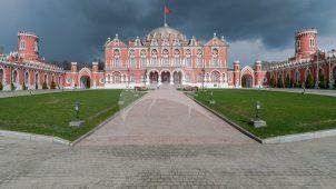 Петровский Путевой дворец, 1776-1796 гг., арх. М.Ф. Казаков
