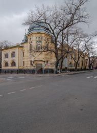 Ресторан Скалкина И.А. «Эльдорадо», 1908-1909 гг., арх. Н.Д. Поликарпова, по проекту Л.Н. Кекушева.