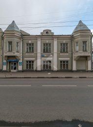 Здание ресторана «Аполло» в Петровском парке, конец XIX в. — начало XX в. С 1925 года в здании располагается Центральный Дом (музей) авиации и космонавтики