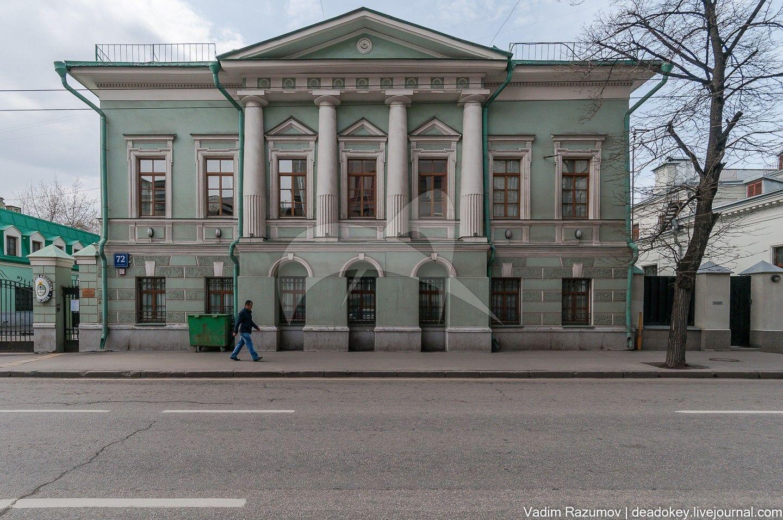 Главный дом городской усадьбы, 1827-1833 гг., 2-я половина XIX в.