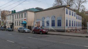 Городская усадьба Д.Ф. Новикова — А.Н. Давыдова, XIX в.