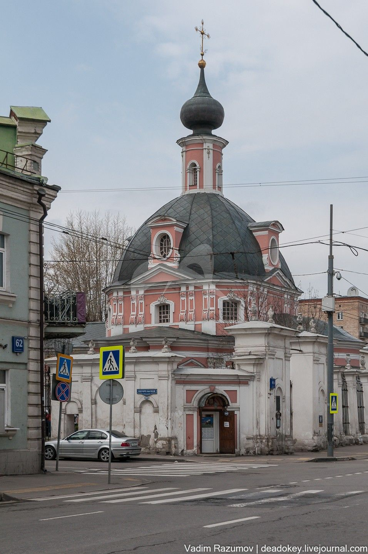 Церковь Екатерины, 1763-1767 гг., арх. К.И. Бланк