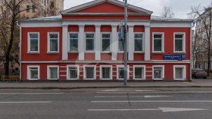 Особняк Ф.А. Хованской, 1811 г.