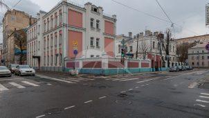 Жилое здание, 1872 г., комплекс Александро-Мариинского училища, конец XIX в., арх. А.С. Каминский