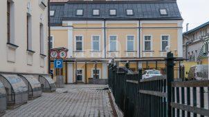 Службы восточные, городская усадьба XVIII-XIX вв.