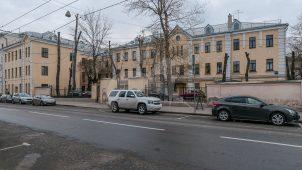 Городская усадьба Сысалиных — Голофтеевых, конец XVIII в. — XIX в.