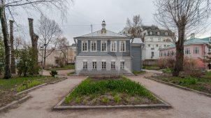 Дом, в котором родился Островский Александр Николаевич в 1823 г.