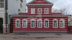 Жилой дом (деревянный), 1820-е гг.