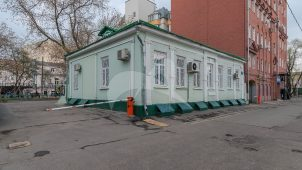 Главный дом, 1790-е, 1820-е гг., 1890-е гг., городская усадьба Андреевых