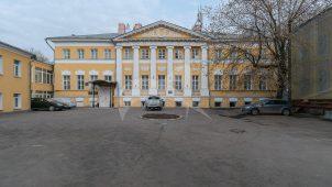 Главный дом, усадьба Долговых-Жемочкина, XVIII — XIX вв., арх. В.И. Баженов