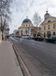 Ансамбль церкви Всех Скорбящих Радости, XVIII — XIX вв.