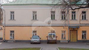 Боковой флигель, усадьба Демидова, конец XVIII в. — середина XIX в.