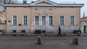 Главный дом городской усадьбы, середина XIX в.